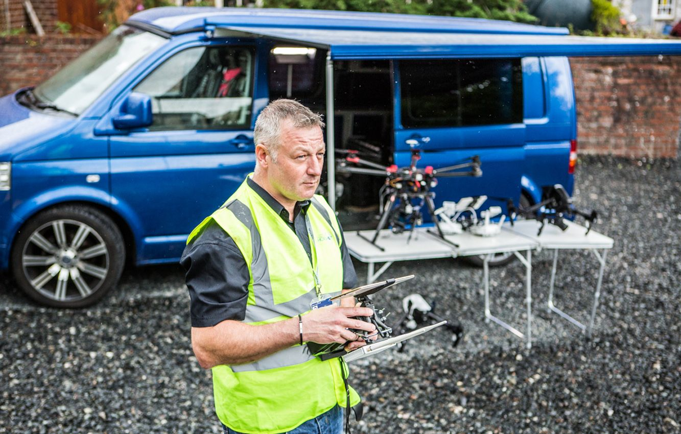 Getting started as a professional drone operator in the UK by Hovershotz Aerial photography Cumbria