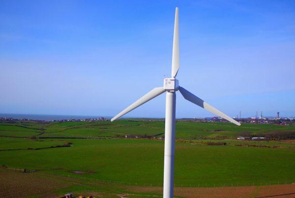 Lake, district, wind, turbine, moorside, farm, cumbria, drone, aerial, video, filming, energy, coast, national, park, hovershotz, windfarm,