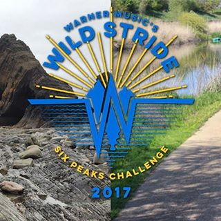 Warner Music Live Stride 2017 Six Peaks Challenge Buttermere Horseshoe Lake District Cumbria