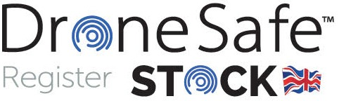 drone safe stock logo